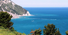 Portonovo, mezza valle and Trave beach